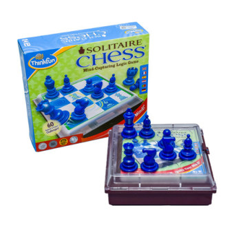 Solitaire single person International Chess
