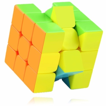 Speed Cube - the Amazing Smart Cube 3x3 - Anti Stress forAnti-anxiety Adults Kids - Best Rubix Puzzle Toy -Better thanRubiks Cube- Turns Quicker and More Precisely Than Original