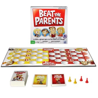 Spin Master Beat the Parents - 2
