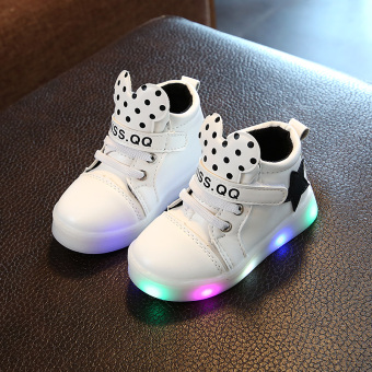 Sports female small in children light shoes New style children's shoes