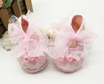 Spring and Autumn New style baby day soft bottom toddler shoes