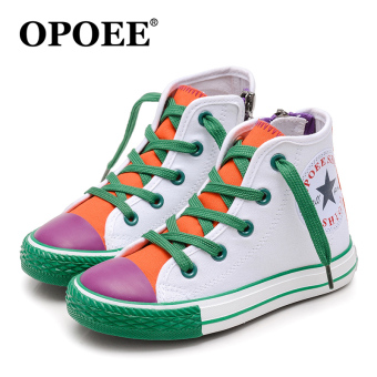 Spring new autumn New style girls small white shoes Shoes