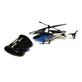 SS368A Rechargeable 2CH Infrared Remote Control Helicopter(Blue)