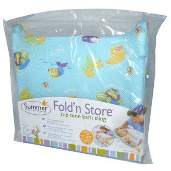 Summer Infant Fold 'n Store Bath Sling - picture 2