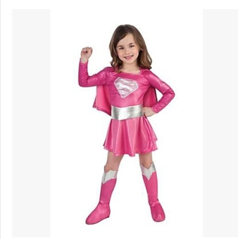 Superman children's adult costume