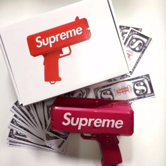 Supreme Cash Cannon Gun / Supreme Money Cannon Gun (EmbossedMarkings) Price Philippines