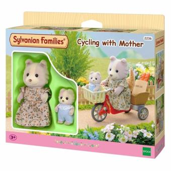 Sylvanian Families Cycling With Mother Price Philippines