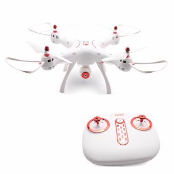 Syma X8SC 2.4GHz 6-Axis Gyro Altitude Hold Headless Mode RCQuadcopter 2MP HD Camera RTF