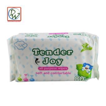 Tender Joy All Purpose Wipes 80pcs. (White)