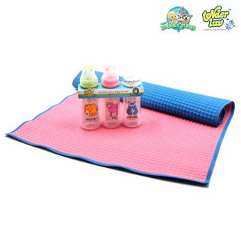 Tender Luv Babies Air-filled Rubber Mat Gift Set Large