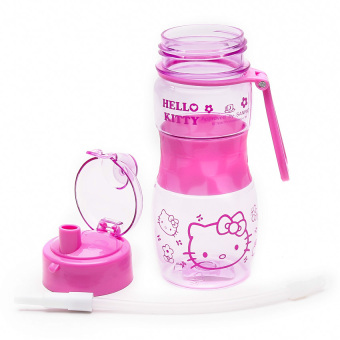 TFT Kitty Tumbler 400ml (Pink) - picture 3