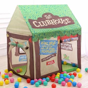 The Club House for Kids (Best Gift) Price Philippines
