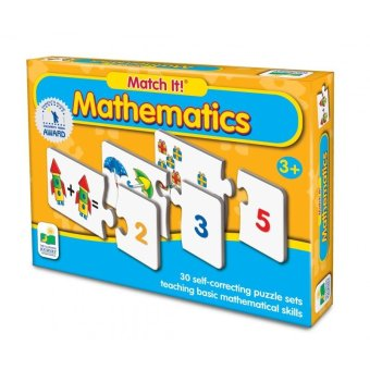 THE LEARNING JOURNEY Match & Learn Mathematics Price Philippines