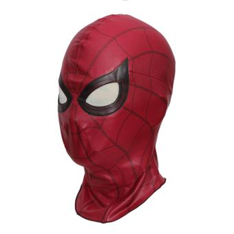 The Spider Man Red Mask Carnage Cosplay Hood Helmet 3 Full Face Mask - 2