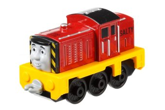 Thomas & Friends Collectible Railway Diecast Engines (Small) -Salty - 2