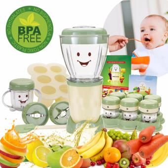 Tickle Baby Food Maker Blender (Light Green) Price Philippines