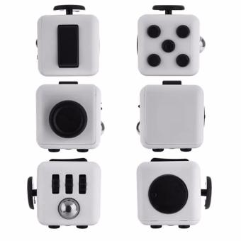 Tickle Fidget Cube for Stress and Anxiety(White/Black) Price Philippines