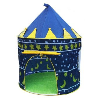 Tickle Kiddie Castle Tent (Blue)