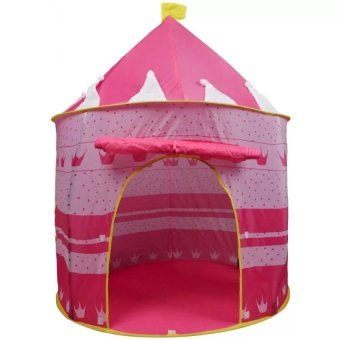 Tickle Kiddie Castle Tent (Pink)  sc 1 st  Lazada Philippines & Tickle Kiddie Castle Tent (Pink) | Lazada PH