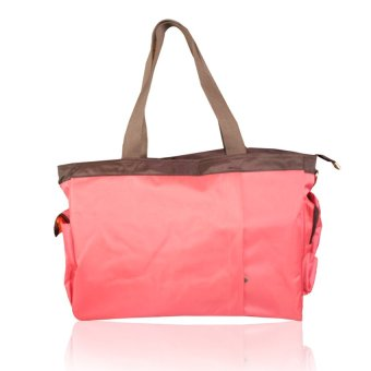 Tickle TMN-001 Baby Diaper Bag (Pink) Price Philippines