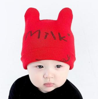 Toddler Infant Kids Children Soft Cute Lovely Knit Hat Beanies Cap- intl Price Philippines