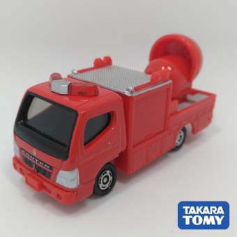 TOMICA brand new alloy police car model