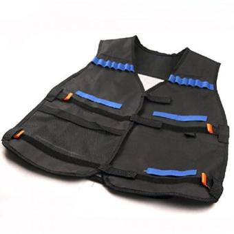 TOPSelling Elite Tactical Vest Kit for Nerf Toy Gun N-strike Elite Series