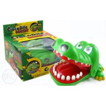 Toy Crocodile Dentist