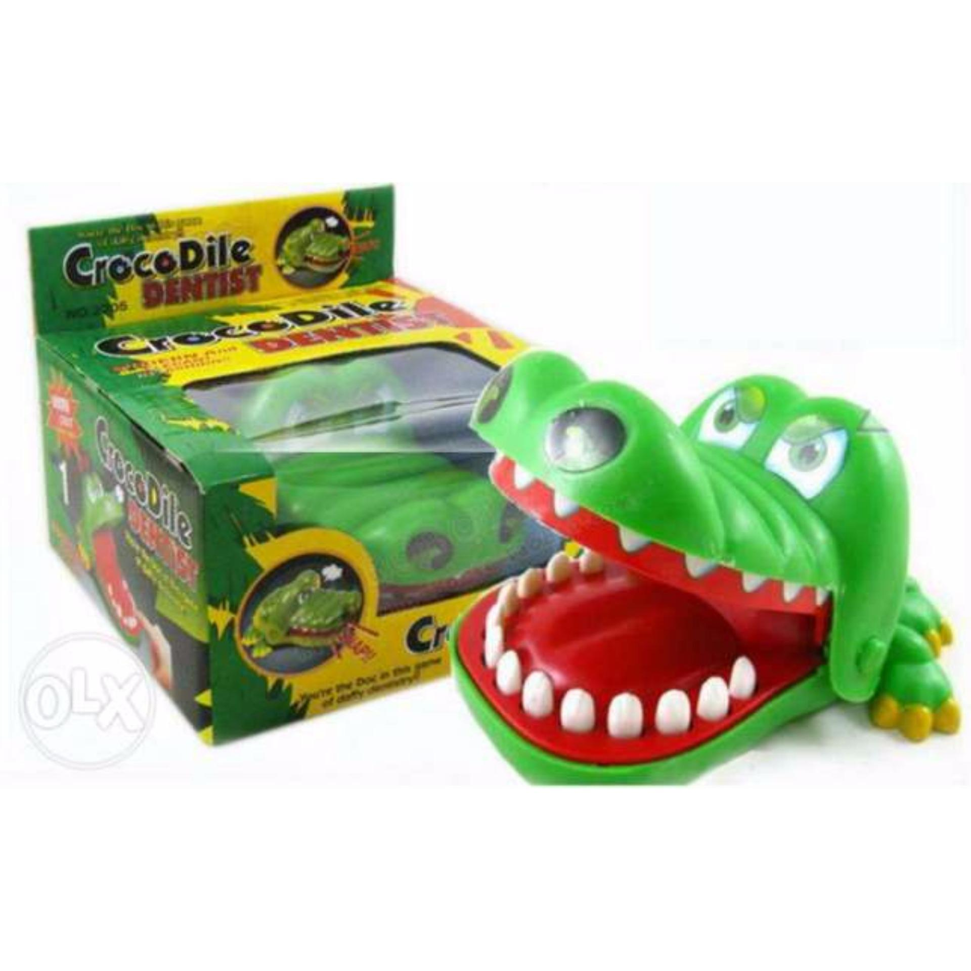 Philippines Toy Crocodile Dentist Compare Save