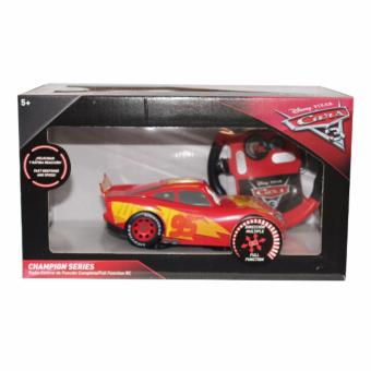 Toy Plus Disney Pixar Cars 3 R/C Champion Seies Lightning McQueen Price Philippines