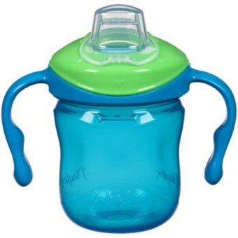 Training Time Sipster Soft Spout 1pk/ 6oz 4M+ Green & Blue