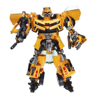 Transformers Human Alliance Bumblebee Action Figure Sam Gifts For Kids Children - intl