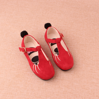 Tuan New style Spring and Autumn children girls leather shoes Shoes
