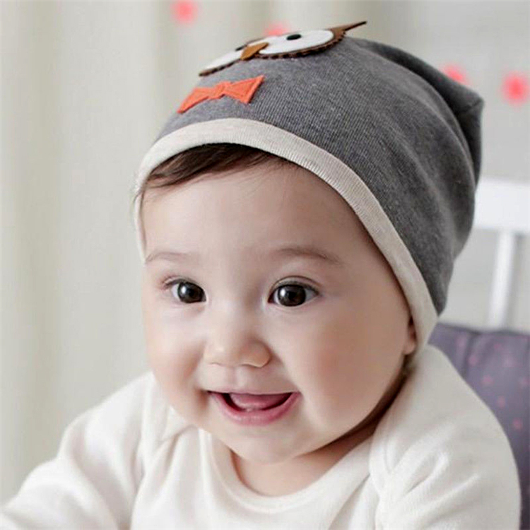 03c8b5722a10 Okdeals Unisex Infant Baby Boygirl Soft Cotton Beanie Hat Knitted ...