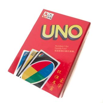 Uno Card Game Hard Box - 3