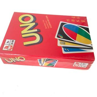Uno Card Game Hard Box - 4