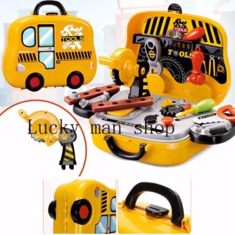 USA TOP ONE lazada and USA best selling Dream The Suitcase ToolsJunior Builder Toy Set