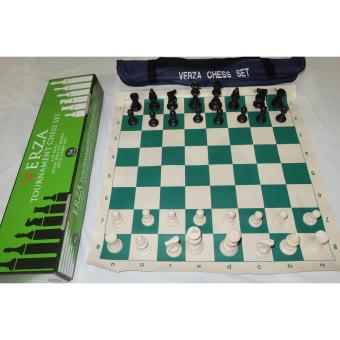 Verza Roll Up Mat Chess Set