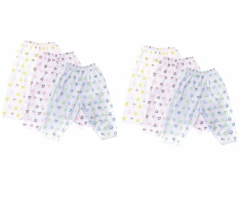 Vincenzo Shop Pajama Hearts (Set of 6)