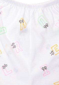 Vincenzo Shop Pajama Letters (Set of 6) - 4