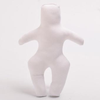 Voodoo Doll Revenge Spell with 7 Skull Pins - intl - 5