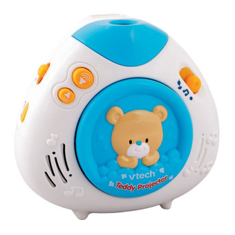 Vtech Lullaby Teddy Projector (Blue)