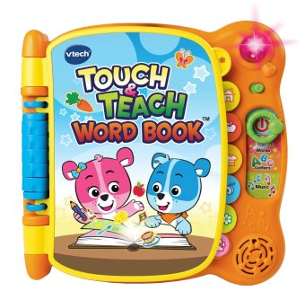 VTech Touch and Teach Word Book Toys (Multicolor) Price Philippines