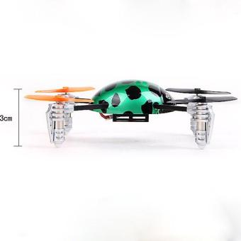 Walkera QR New Ladybird V2 Remote Control UFO with Devo 4 Transmitter - picture 2