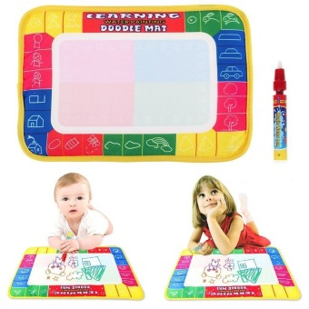 Water Drawing Painting Magic Doodle Aquadoodle Mat Aquadraw BoardPen Kids Toy Price Philippines