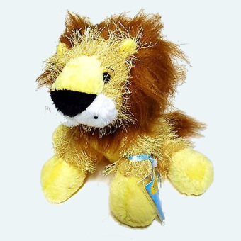 Webkinz Lion Plush Toy