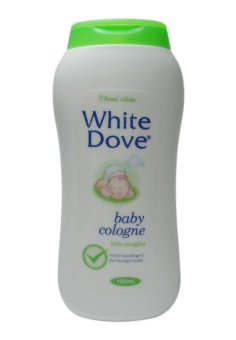 White Dove Hypoallergenic Baby Cologne 100ml (Green)
