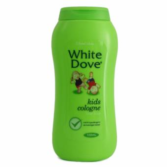 White Dove Kids Cologne Floral Green 100mL Price Philippines