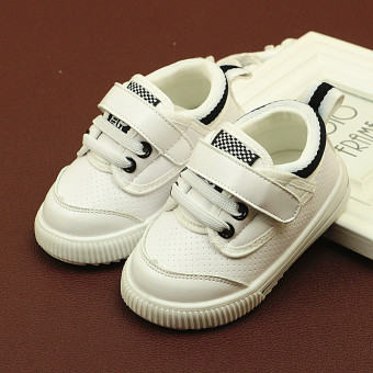 White girls student Baobao casual shoes children's sports shoes