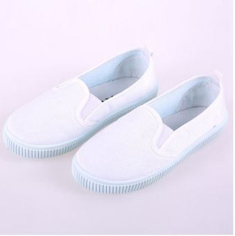 White men and girls sports shoes BayMini shoes